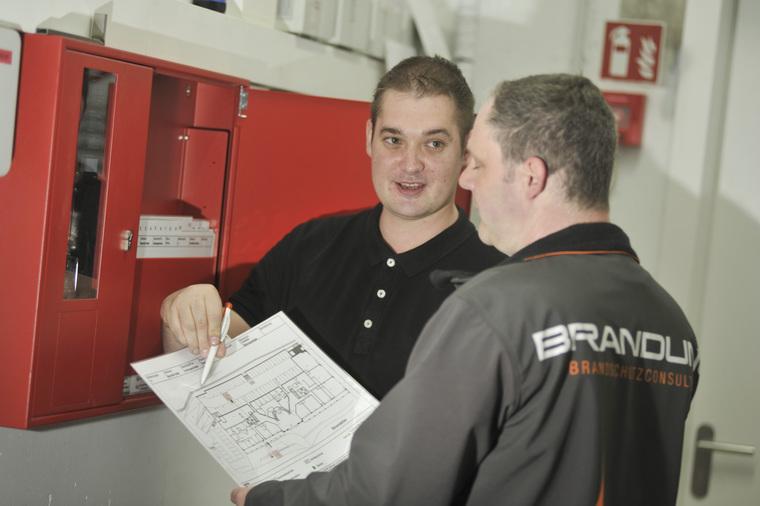 Brandschutzmanagement