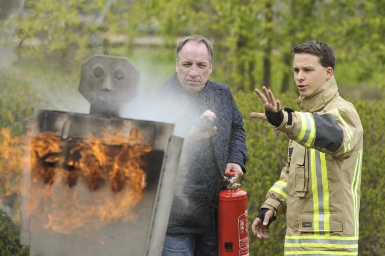 Fortbildung Brandschutzbeauftragte