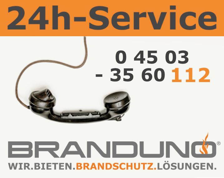 BRANDUNO Servicenummer