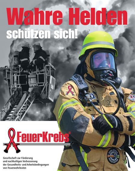 Feuerkrebs - Broschüre