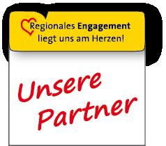 Regionales Engagement liegt uns am Herzen!