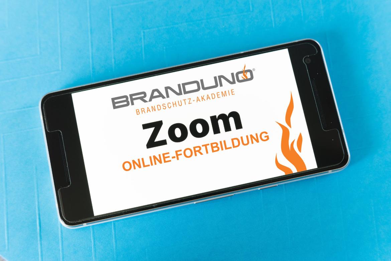 Online - Fortbildung Brandschutzbeauftragte