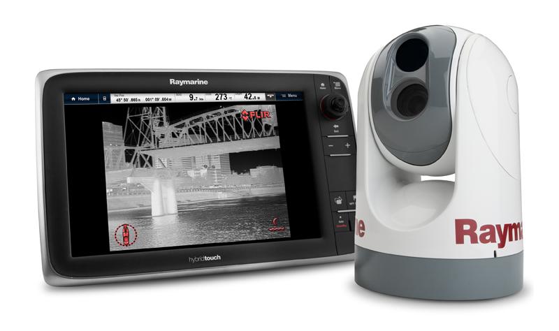 T400 mit Wärmebildkamera